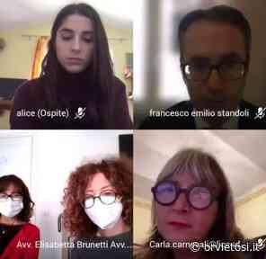 """Giornata Europea della Giustizia Civile: studenti dell'IISST di Orvieto """"giudici per un giorno"""" - OrvietoSì"""
