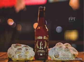 Lanzan cerveza artesanal sabor pan de muerto en Tenancingo - TolucalaBellaCd