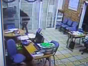 Detienen a dos por intento de robo a institución bancaria en Tenancingo - Noticiario Así Sucede