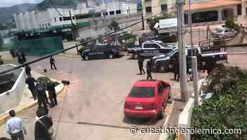 #URGENTE: Riña en penal de #Tenancingo genera alerta - Cuestión de Polemica