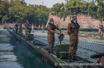 """Esercito Italiano: esercitazione """"Argo 2020"""", a Peschiera del Garda, Verona. - VeronaEconomia.it"""