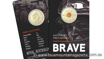 Blaxland firefighter celebrated by Royal Australian Mint - Blue Mountains Gazette