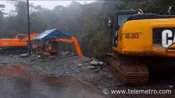 Más de cinco puntos críticos en Gualaca por deslizamientos de tierra - Telemetro