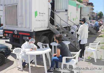 Nuevo operativo sanitario en Gerli - Diario La Ciudad de Avellaneda
