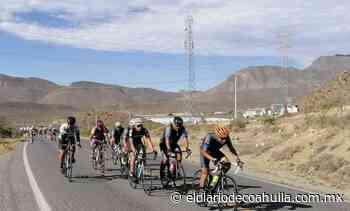 Van ciclistas a Parras de la Fuente - El Diario de Coahuila