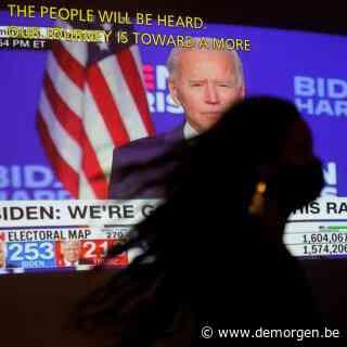 Waarom roepen Amerikaanse media Biden niet tot winnaar uit?