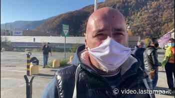Sciopero a Villar Perosa e Avigliana per i dipendenti della Primotecs - Video - La Stampa