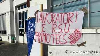 Sciopero contro i tagli alla Primotecs di Villar Perosa e Avigliana - La Stampa