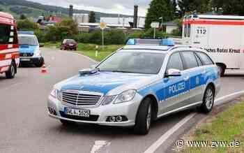 Motorradfahrer übersieht Auto in Oppenweiler und verletzt sich schwer - Zeitungsverlag Waiblingen