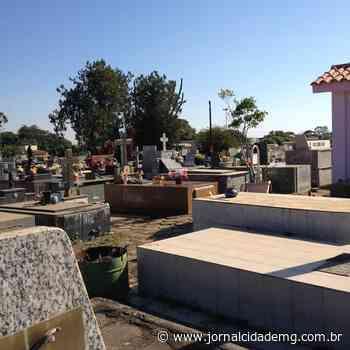 Confira orientações para visitas aos cemitérios de Lagoa da Prata - Jornal Cidade