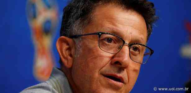 Ex-técnico do São Paulo, Osorio é demitido do Atlético Nacional - UOL Esporte