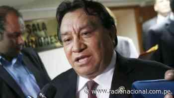 Allanan vivienda y detienen al líder de Podemos Perú, José Luna Galvez - Radio Nacional del Perú