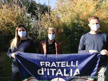 Figline Incisa. Giorgia Arcamone entra in Fratelli d'Italia - Valdarno24