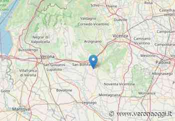 Verona: lieve scossa di terremoto avvertita in Veneto, epicentro a Zimella - veronaoggi.it