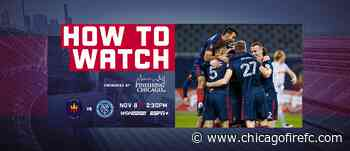 How to Watch | Chicago Fire FC vs. New York City FC
