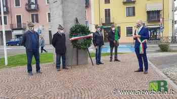 """4 Novembre a Gaglianico, Maggia: """"Non dobbiamo dimenticarci dei valori"""" FOTO - newsbiella.it"""