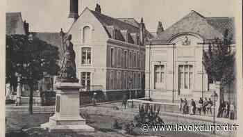 Saint-Omer : la place du Vainquai et la statue de son héroïne locale - La Voix du Nord