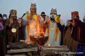 Arce y Choquehuanca participaron de ceremonia en Tiahuanaco - Correo del Sur