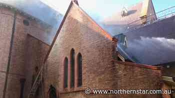 Is Lismore's beloved Cathedral a disaster magnet? - Northern Star