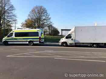 Haan: Polizei zieht überladene Lastwagen aus dem Verkehr - Kreis Mettmann - Supertipp Online
