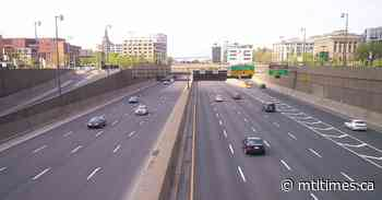 Ville Marie and Viger tunnel work to last 3 years - Mtltimes.ca - mtltimes.ca