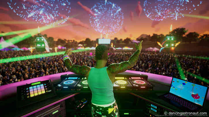 Twitch streamers, here's your chance to DJ battle Diplo in 'Fuser' - Dancing Astronaut