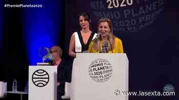 Premio Planeta 2020: la novela 'Aquitania', de Eva García Sáenz de Urturi, ganadora - laSexta