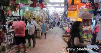 Desalojo en mercado Benito Juárez de Jojutla termina en brutal golpiza campal - Telediario CDMX