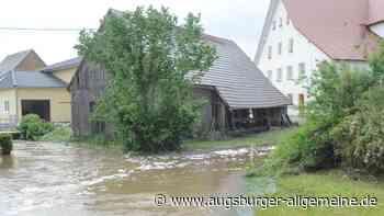 Weissenhorn: Kleine Fortschritte beim Schutz vor Hochwasser | Neu-Ulmer Zeitung - Augsburger Allgemeine