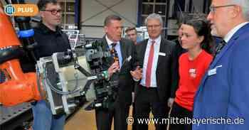 F.EE baut in Nabburg neuen Standort auf - Mittelbayerische