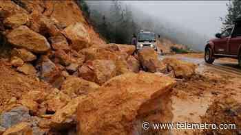 Santa Fe, Cañazas, Calobre y Las Palmas sufren deslizamientos que los deja incomunicados - Telemetro