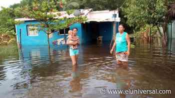 Vecinos de Tucacas reportan inundaciones por lluvia - El Universal (Venezuela)