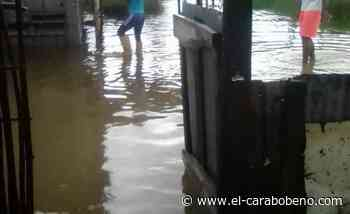 Inundaciones en Tucacas saldan una persona desaparecida y 150 afectadas - El Carabobeño