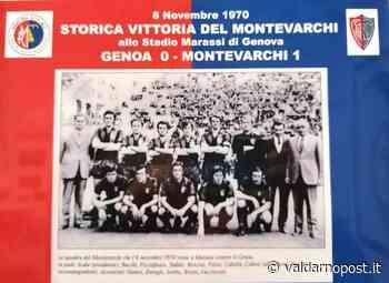 Rinviato l'evento per l'anniversario della vittoria del Montevarchi a Marassi sul Genoa - Valdarnopost