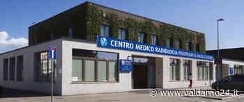 """Montevarchi. """"Drive through"""" nel resede della piscina e da domani 1000 test antigenici rapidi gratuiti all'Istituto Palloni - Valdarno24"""