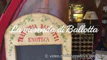 Torreglia, la trattoria Ballotta reinventa la merenda del pomeriggio - il mattino di Padova
