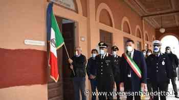 Monteprandone: cerimonia 4 novembre, il sindaco depone corona d'alloro al Monumento ai Caduti - Vivere San Benedetto