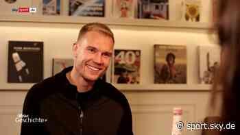 Fußball Video: Riccardo Basile trifft Holger Badstuber in ''Meine Geschichte'' - Sky Sport