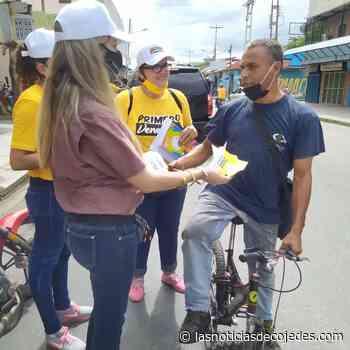 """Candidatos de """"Venezuela Unida"""": """"Tinaquillo se rebeló por el cambio"""" - Las Noticias de Cojedes"""