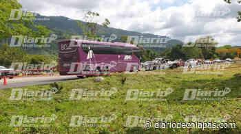 Dos muertos y 12 heridos en choque en vía Pijijiapan-Mapastepec - Diario de Chiapas