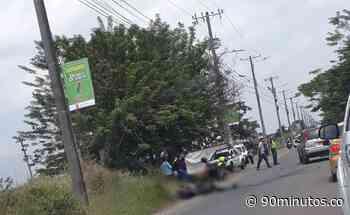 En grave accidente fallecieron dos motociclistas en la Avenida Cañasgordas de Cali - 90 Minutos