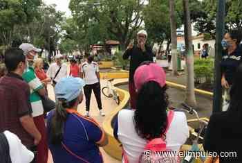¡De nuevo a la calle! Docentes en Quíbor seguirán protestando por reivindicaciones salariales #6Nov - El Impulso