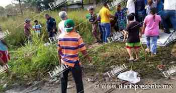 Rapiña en la carretera Estación Chontalpa -Huimanguillo - Diario Presente
