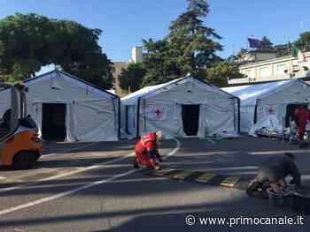 Al San Martino arriva l'ospedale da campo: da mercoledì in arrivo altri 24 posti letto - Primocanale