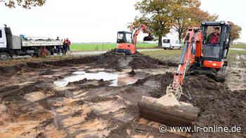 Havarie in Elbe-Elster: 16 000 Menschen in der Region Elsterwerda ohne Wasser - Lausitzer Rundschau