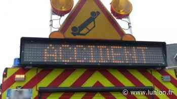 Deux accidents provoquent un bouchon sur l'A4 près de Taissy - L'Union
