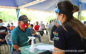 En el cantón Rocafuerte se han incrementado los casos de covid-19 - El Comercio (Ecuador)