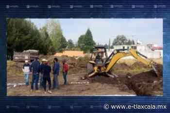 Suspenden construcción del Banco del Bienestar en Apizaco - e-Tlaxcala Periódico Digital de Tlaxcala