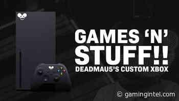 Legendary DJ Deadmau5 Has His Own Custom Xbox Series X Console - Gaming INTEL