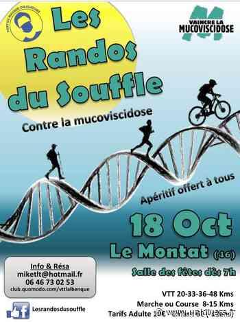 Les Randos du Souffle Le Montat - Unidivers